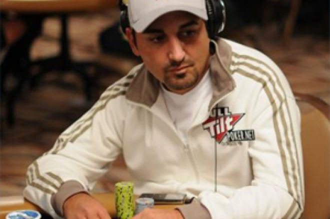 Perfil PokerNews - Josh Arieh 0001