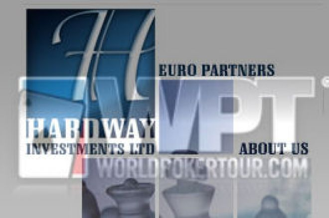 World Poker Tour overgenomen door Titan Poker 0001