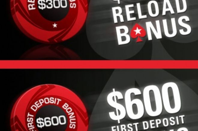 Poker Stars com ENORMES Bónus Depósito! 0001