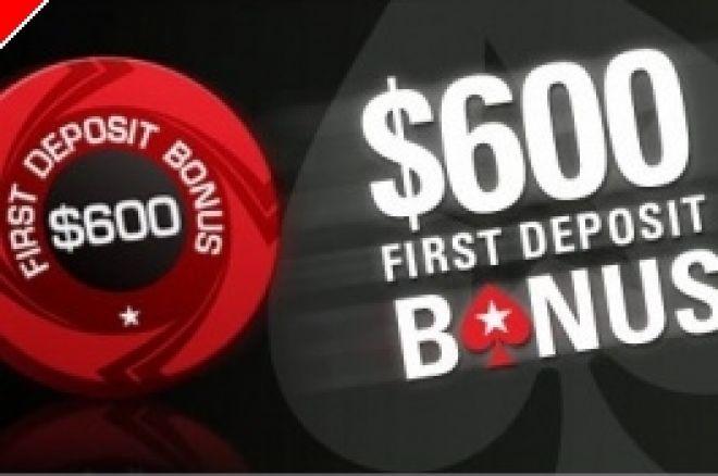 Το μεγαλύτερο Bonus Εγγραφής και Reload Bonus του Pokerstars 0001