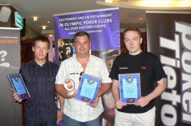 Eestlased võidukad Olympic Summer Festival 2009 põhiturniiril 0001