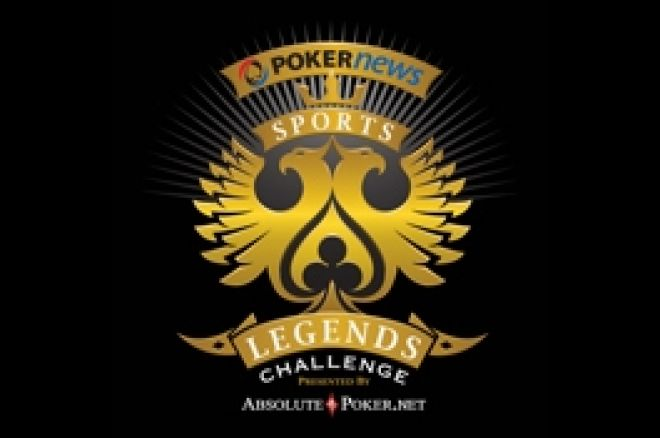 PokerNews sponsoroi Sports Legends Challengen 0001