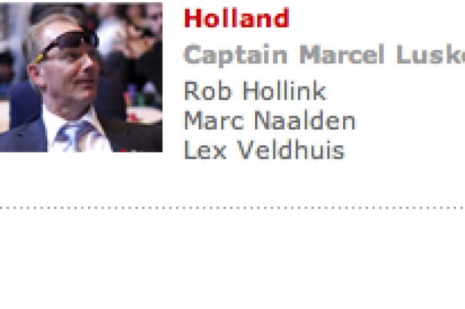 Poker Championship Nations Cup kent sterk Nederlands team 0001