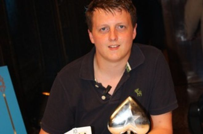 Matt Perrins - Interview with Pokerstars IPT Venice Champion Matt Perrins 0001