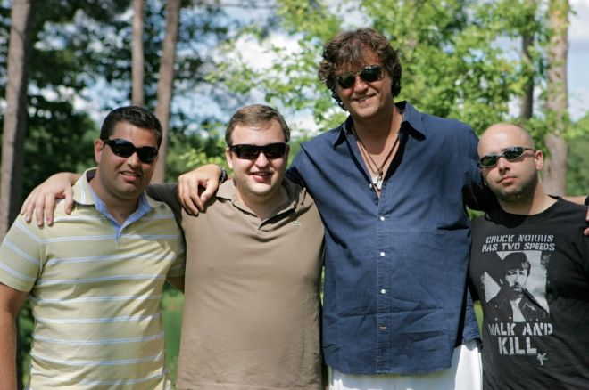 oão Nunes, Juan Barros, Tony G,  and Ricardo Pinto
