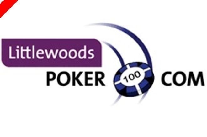 $7,000-os English Poker Open csomag a Littlewoods-tól! 0001