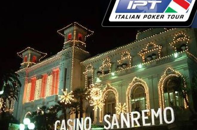 IPT San Remo Preview: New High Roller Event Added 0001