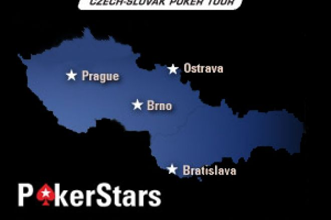 PokerStars Apresenta Czech-Slovak Poker Tour 0001