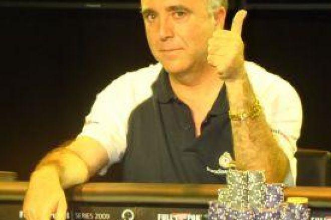Fernando Martín, vencedor en las Full Tilt Series de Málaga 0001