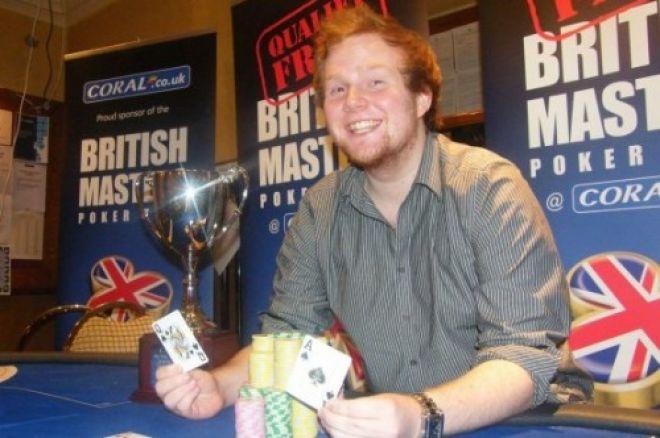 Chris Brammer Wins British Masters Poker Tour Nottingham + more 0001