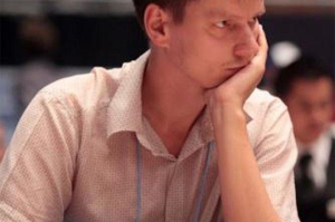 EPT Kiev: Mihaylo Demidenko Acaba o Dia 1a na Liderança 0001