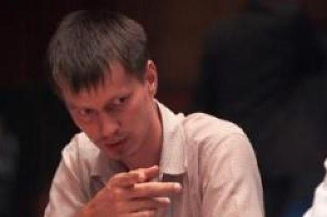 EPT de Kiev: Mihaylo Demidenko termina el día 1A como líder 0001