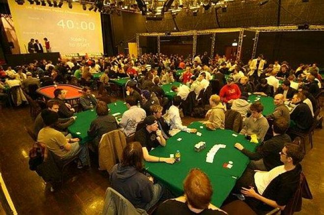 Student Poker News - Freshers Guide to University Poker 0001