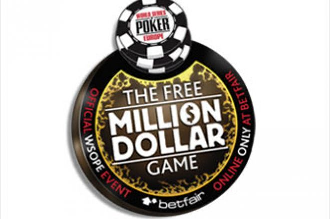 Последен Шанс за Безплатната Милионна Игра на Betfair... 0001