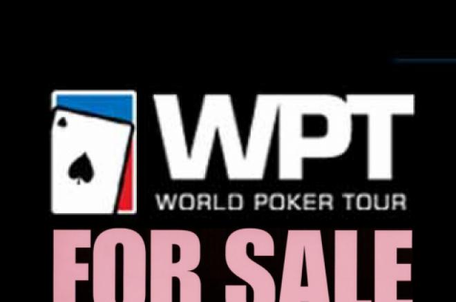 Продажбата на World Poker Tour – Втори Вариант? 0001