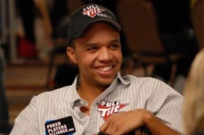 PokerNewsi lühiuudised: Ioli Supernova Elite's, Hansen sõlmis Iveyga kihlveo 0001