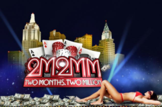 新しいポーカー番組: 2 Months. 2 Million 0001