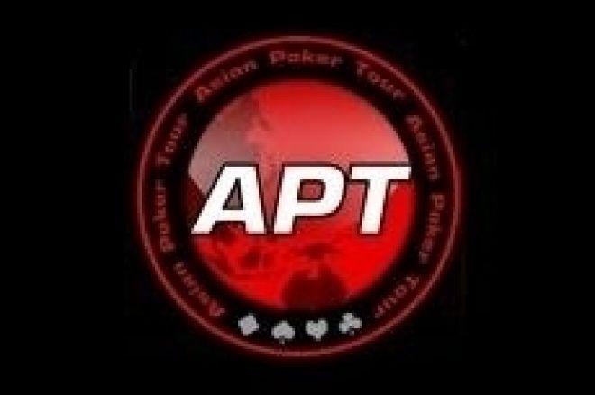 Asian Poker Tour Macau 2009 - 88 spelare vidare till dag 2 0001