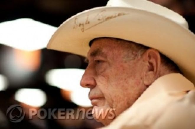 Doyle Brunson asutas Poker Hall of Shame'i 0001