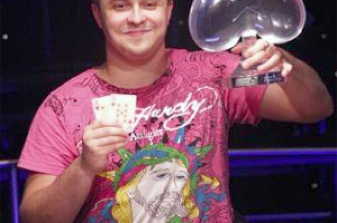 EPT Kiev: Max Lykov Vence Sem Contestação 0001