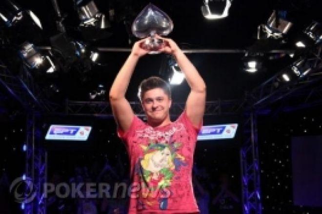 Maxin Lykov y Adrien Allain ganan el EPT Kyev y el APT Macao respectivamente. 0001