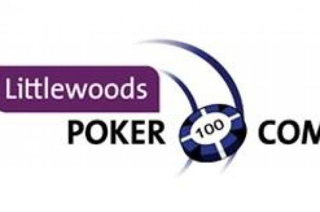!Paquete de 7.000 $ para el English Poker Open ofrecido por Littlewoods! 0001