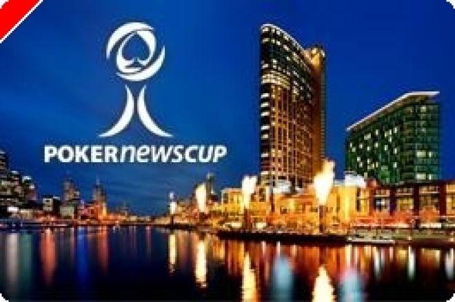 PokerNews 컵의 새틀라이트 PartyPoker에서 개시 0001