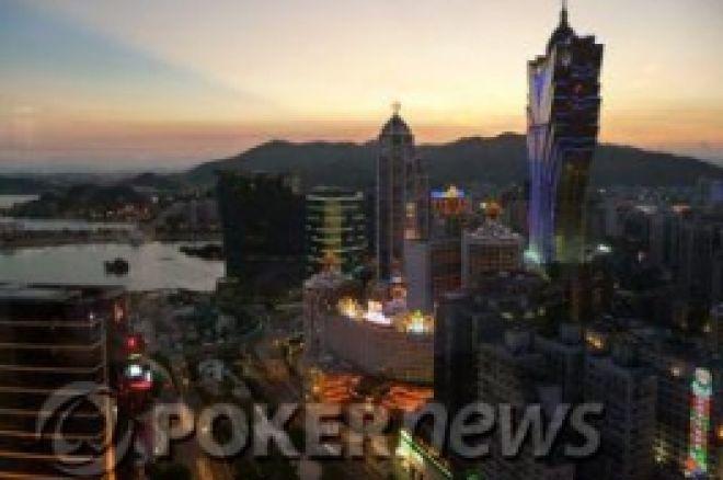 PokerStars APPT Macau päivä 1C: Chiang johtoasemissa 0001