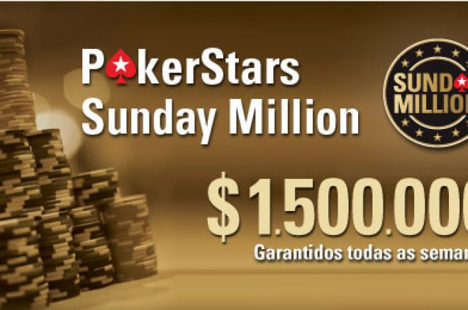 Especial PokerStars Sunday Million 0001
