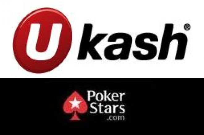 Ukash introduce pagos seguros en la mayor web de poker del mundo, Pokerstars 0001