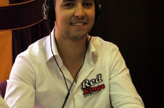 Ramzi Jelassi i ledning inför IPT San Remo finalbord 0001