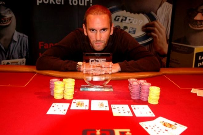 Thomas Besnier wins GUKPT Coventry, Vicky Coren Book Launch at the Vic 0001