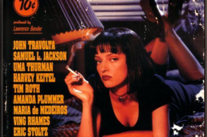 Poker et Cinéma : Pulp Fiction 0001