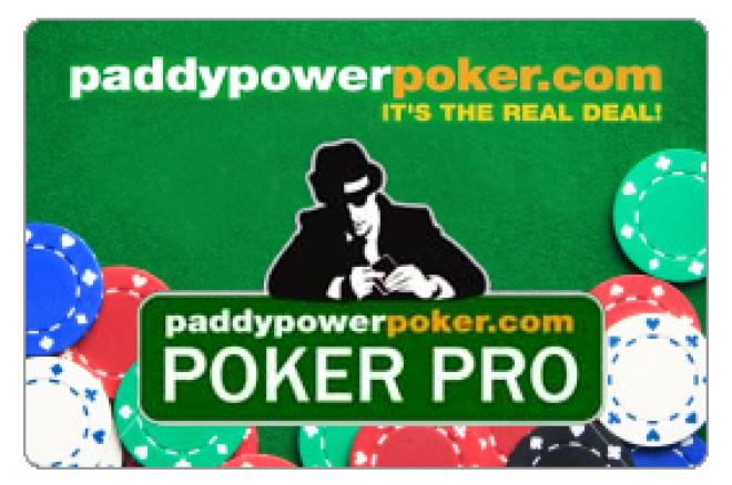 PaddyPower объявляет о начале PLO Rake Race 0001