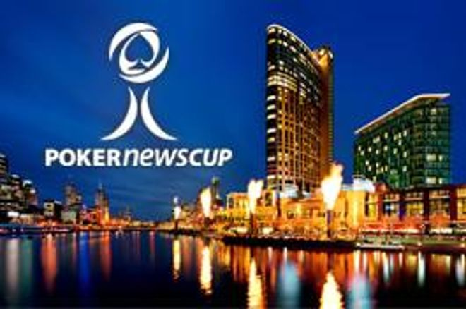 $22k PokerNews Cup Australien freeroll hos Poker770 0001