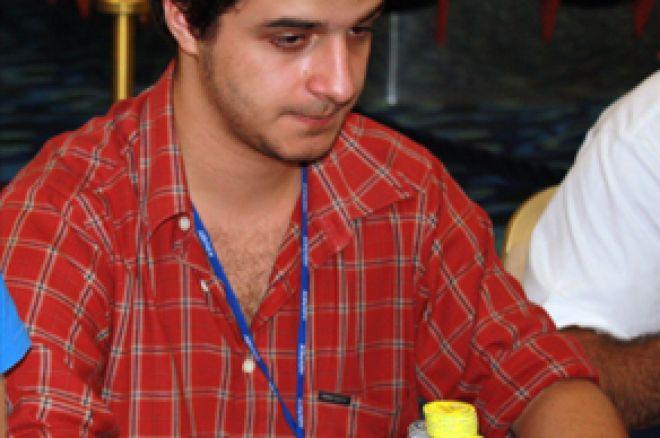 Torneio Casino Madeira - Rúben Gonçalves na Chip Lead no Final do Dia 1 0001