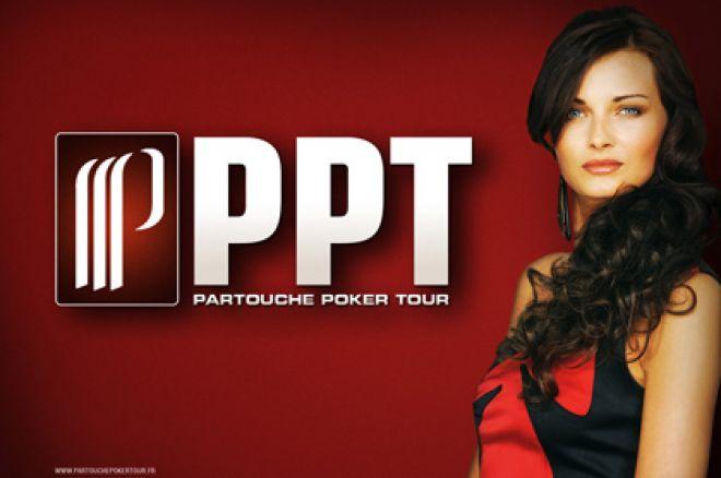 Partouche Poker Tour - Tureniec i topp inför final 0001