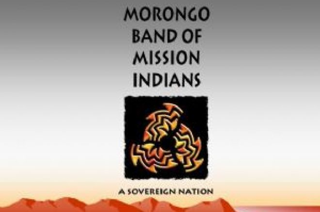 Morongo Tribe Backs Down from Intrastate Poker For the Moment 0001