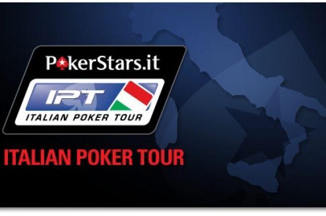 ¡El Italian Poker Tour se desplaza a Nova Gorica! 0001