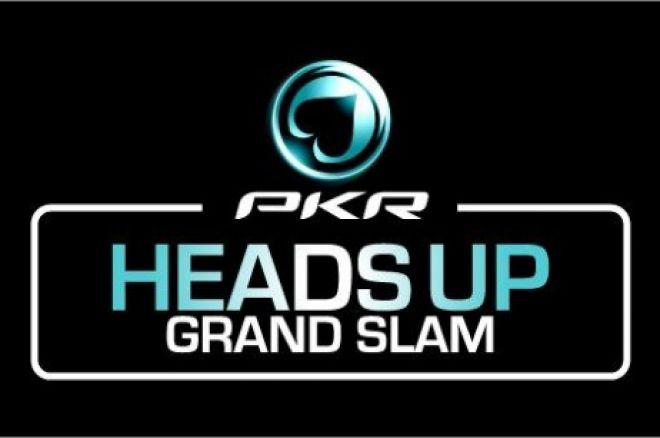 PKR præsenterer deltagerne for den kommende Heads-Up Grand Slam 0001