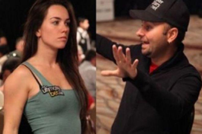 Nightly Turbo: Daniel Negreanu dá show de dança, Eva Longoria Organiza Torneio e mais 0001