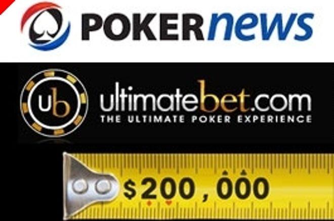 Билет за $200K турнир и $1,000 кеш фрийроли в UltimateBet до края на годината! 0001