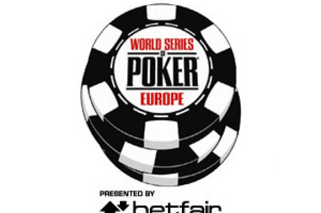 Arrancam Hoje as World Series of Poker Europe 0001