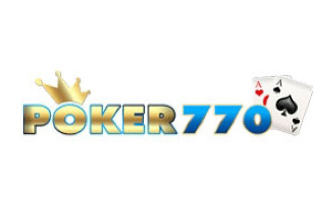 Hoje às 17:05 Torneio Semana $770 Cash Freeroll na Poker770 0001