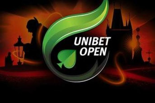 UniBet Open Praha foran dag 2 – Videointervju med spillere 0001