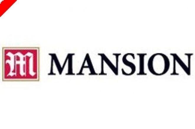 Lunedì $1,000 Freeroll su Mansion Poker - NO Deposito Minimo Richiesto! 0001