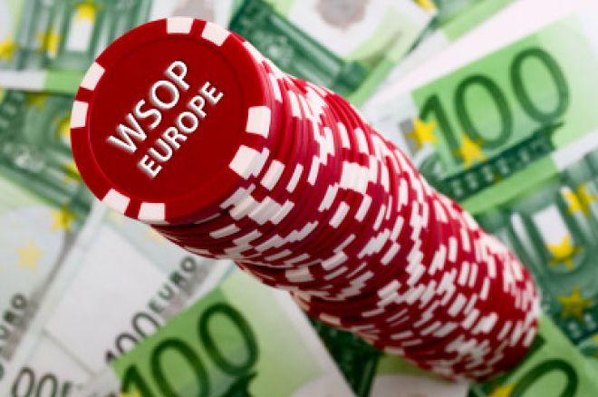 WSOPE 2009: интересные факты турнира 0001