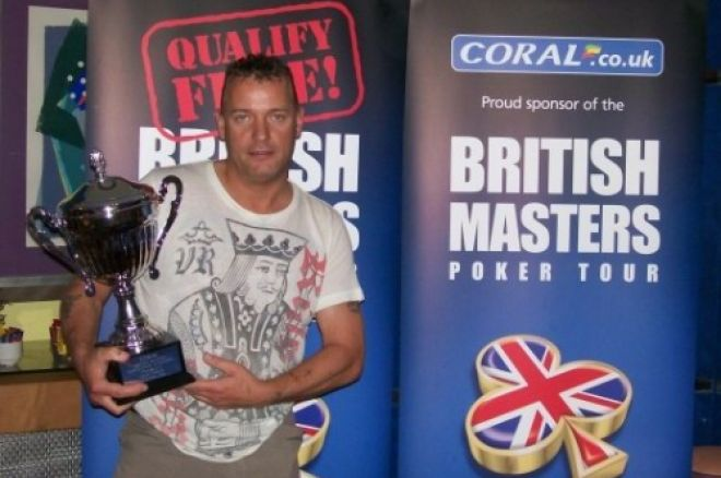 Steve Holden Wins British Poker Masters Liverpool + more 0001