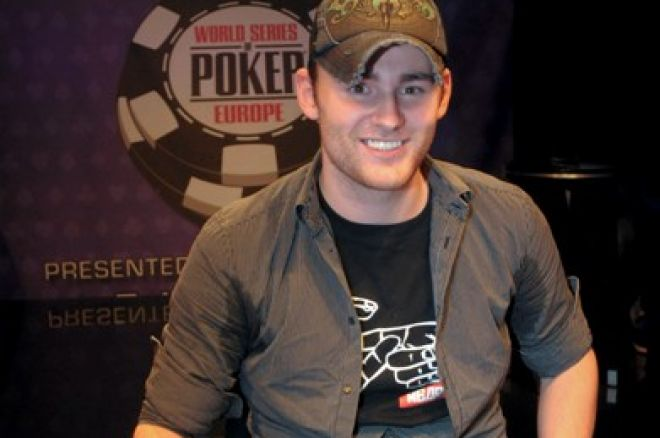 London's Calling: JP Kelly wins £1000 No Limit Bracelet at WSOPE 0001