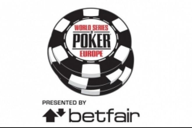 World Series of Poker Europe: Erik Cajelais Wins Bracelet 0001